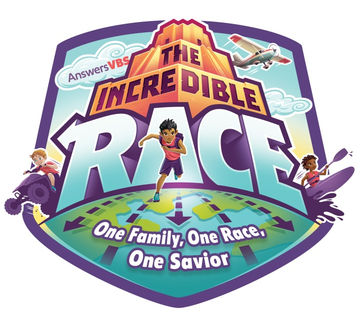 The Incredible Race Logo